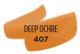 Ecoline 30 ML Pipetfles Donkere Oker Kleur 407
