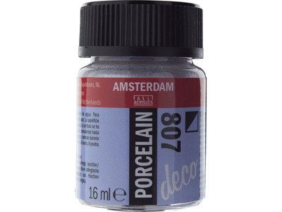 Amsterdam Deco Porselein Zilver Dekkend 16 ML Kleur 807