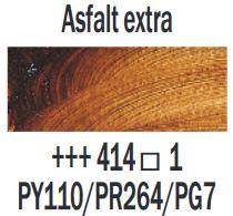 Asfalt  Rembrandt Olieverf Royal Talens 40 ML (Serie 1) Kleur 414