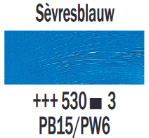 S?vresblauw  Rembrandt Olieverf Royal Talens 40 ML (Serie 3) Kleur 530