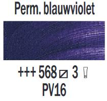 Permanent blauwviolet  Rembrandt Olieverf Royal Talens 40 ML (Serie 3) Kleur 568