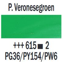 Paul Veronesegroen  Rembrandt Olieverf Royal Talens 40 ML (Serie 2) Kleur 615