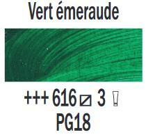 Rembrandt Olieverf Vert emeraude Royal Talens 150 ML Kleur 616