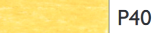 Derwent Pastel Pencil (P040) Deep Cadmium pastelpotlood