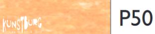 Derwent Pastel Pencil (P050) Saffron pastelpotlood