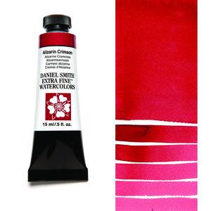 Alizarin Crimson (S1) Aquarelverf Daniel Smith (Extra fine Watercolour) 15 ml Kleur 004