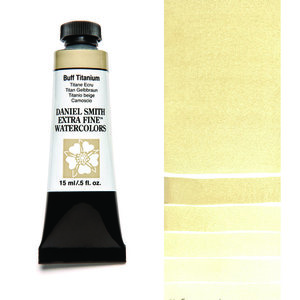 Buff Titanium (S1) Aquarelverf Daniel Smith (Extra fine Watercolour) 15 ml Kleur 009
