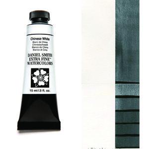 Chinese White (S1) Aquarelverf Daniel Smith (Extra fine Watercolour) 15 ml Kleur 023