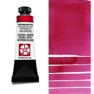 Anthraquinoid Red (S2) Aquarelverf Daniel Smith (Extra fine Watercolour) 15 ml Kleur 005