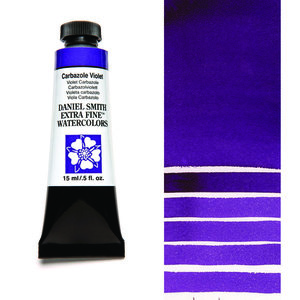 Carbazole Violet (S2) Aquarelverf Daniel Smith (Extra fine Watercolour) 15 ml Kleur 019