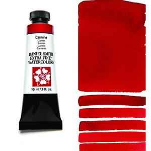 Carmine (S2) Aquarelverf Daniel Smith (Extra fine Watercolour) 15 ml Kleur 020