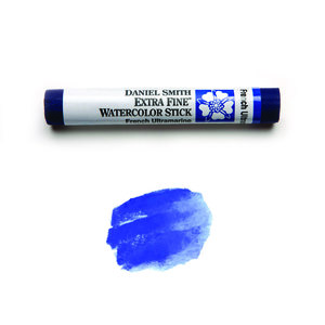 French Ultramarine Aquarelverf Daniel Smith (Extra fine Watercolour) Stick Kleur 003