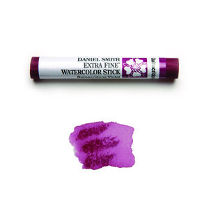 Quinacridone Violet Aquarelverf Daniel Smith (Extra fine Watercolour) Stick Kleur 014