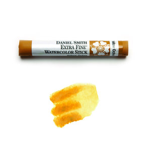 Yellow Ochre Aquarelverf Daniel Smith (Extra fine Watercolour) Stick Kleur 018