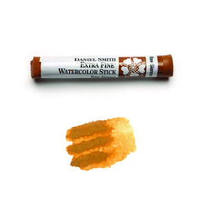 Raw Sienna Aquarelverf Daniel Smith (Extra fine Watercolour) Stick Kleur 024