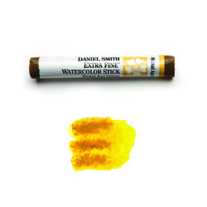 Nickel Azo Yellow Aquarelverf Daniel Smith (Extra fine Watercolour) Stick Kleur 025