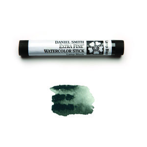 Lamp Black Aquarelverf Daniel Smith (Extra fine Watercolour) Stick Kleur 029