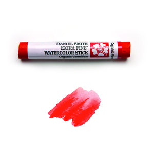 Organic Vermilion Aquarelverf Daniel Smith (Extra fine Watercolour) Stick Kleur 041
