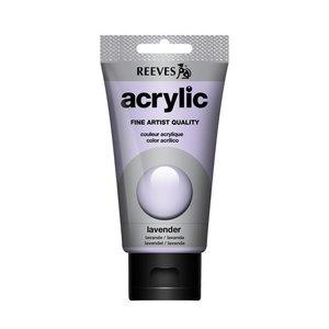 Acrylverf Lavender 75 ML Reeves Artist Kleur 305
