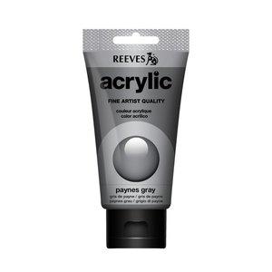 Acrylverf Paynes gray 75 ML Reeves Artist Kleur 610