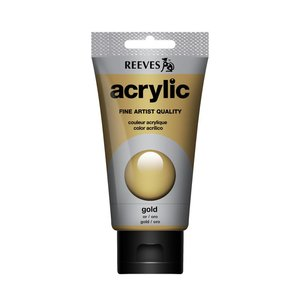 Acrylverf Gold 75 ML Reeves Artist Kleur 800