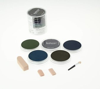 Starter set Shadows 5 kleuren  van PanPastel