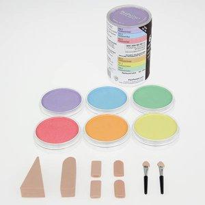 PanPastel Pearl Set 6 kleuren Set 62