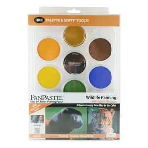 PanPastel Wildlife Starter Kit Set 82