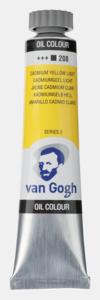 Cadmiumgeel Licht Van Gogh Olieverf van Royal Talens 20 ML Serie 2 Kleur 208