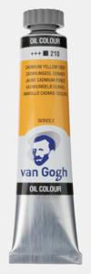 Cadmiumgeel Donker Van Gogh Olieverf van Royal Talens 20 ML Serie 2 Kleur 210