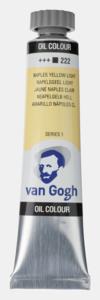 Napelsgeel Licht Van Gogh Olieverf van Royal Talens 20 ML Serie 1 Kleur 222