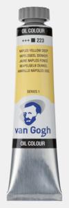 Napelsgeel Donker Van Gogh Olieverf van Royal Talens 20 ML Serie 1 Kleur 223