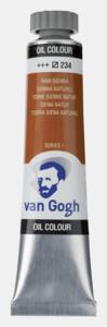 Sienna Naturel Van Gogh Olieverf van Royal Talens 20 ML Serie 1 Kleur 234