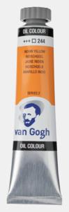 Indischgeel Van Gogh Olieverf van Royal Talens 20 ML Serie 2 Kleur 244