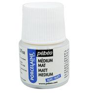 Medium Mat Pébéo Porcelaine 150 45ML Medium 001