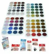 PanPastel set 80 kleuren  van PanPastel