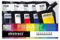 Abstract-Starter-set-Primaire-kleuren-Sennelier-5-x-120-ml--Set-820