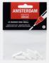 Amsterdam Acrylverf Marker Talens  10 x Punten 2 MM Rond