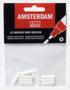 Amsterdam Acrylverf Marker Talens  10 x Punten 4 MM Rond