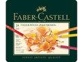 Polychromos Etui met 24 Kleurpotloden Faber Castell