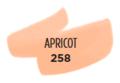 Abrikoos Ecoline Pipetfles 30 ml van Talens Kleur 258