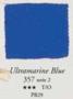 Egg Tempera Ultramarijnblauw Sennelier 21 ML Serie 2 Kleur 357