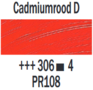 Cadmiumrood-donker--Rembrandt-Olieverf-Royal-Talens-40-ML-(Serie-4)-Kleur-306