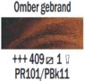 Omber gebrand  Rembrandt Olieverf Royal Talens 40 ML (Serie 1) Kleur 409