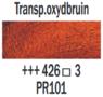 Transparant oxydbruin  Rembrandt Olieverf Royal Talens 40 ML (Serie 3) Kleur 426