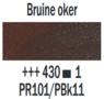 Bruine-oker--Rembrandt-Olieverf-Royal-Talens-40-ML-(Serie-1)-Kleur-430