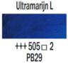 Ultramarijn licht  Rembrandt Olieverf Royal Talens 40 ML (Serie 2) Kleur 505