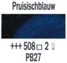 Pruisischblauw  Rembrandt Olieverf Royal Talens 40 ML (Serie 2) Kleur 508