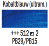 Kobaltblauw ultramarijn  Rembrandt Olieverf Royal Talens 40 ML (Serie 2) Kleur 512