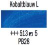 Kobaltblauw licht  Rembrandt Olieverf Royal Talens 40 ML (Serie 5) Kleur 513